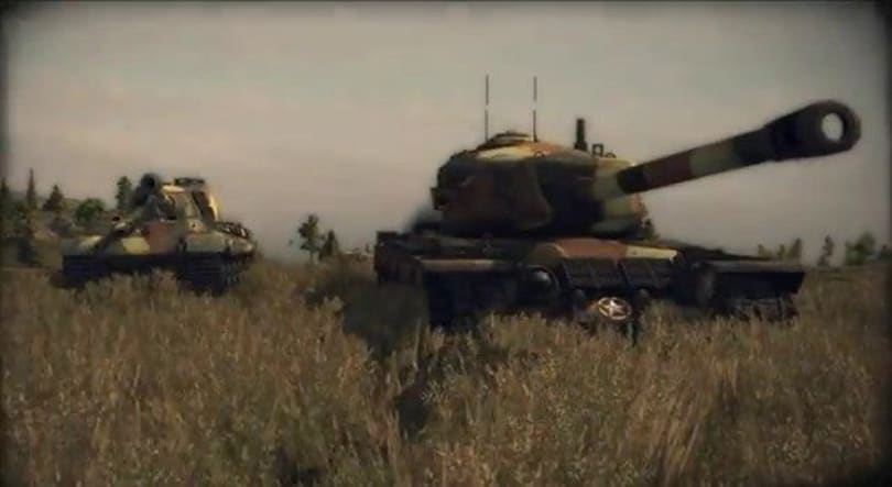 World of Tanks dishes up Tanksgiving and the Update 7.0 trailer