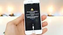 iOS 10 warns when your Lightning port gets wet