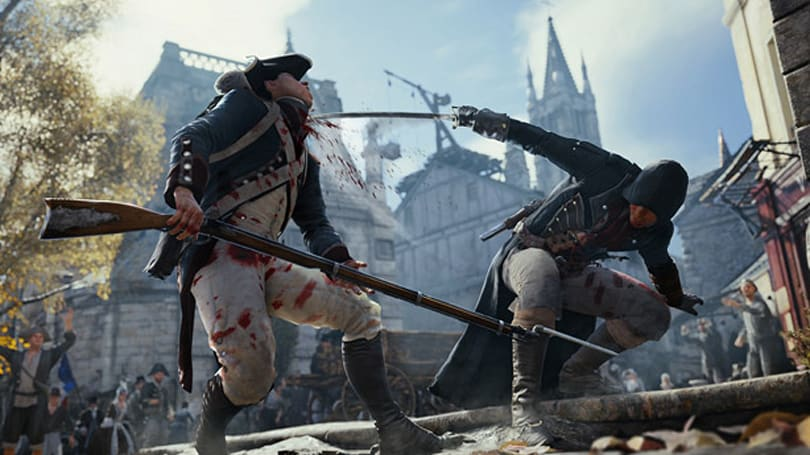 Complete a full mission in this Assassin's Creed Unity trailer