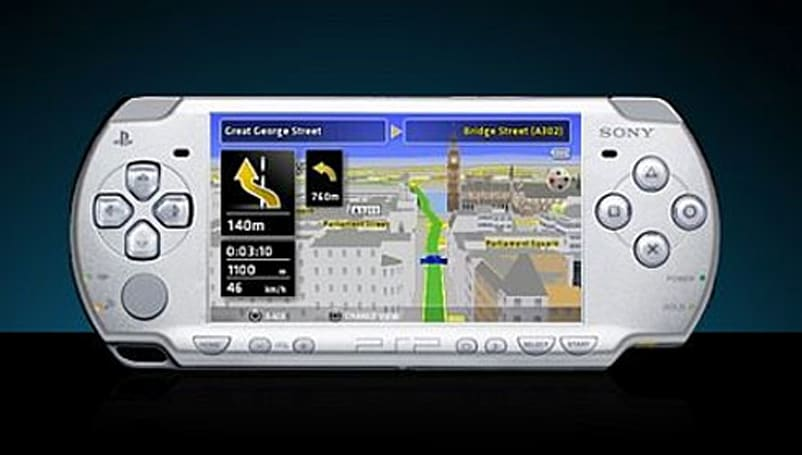 GPS for Sony PSP coming to US
