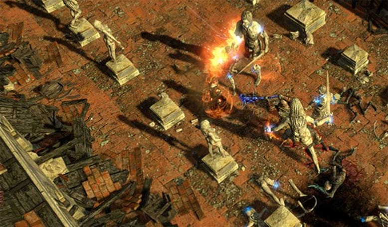 Path of Exile update adds new maps, overhauls audio, and improves art