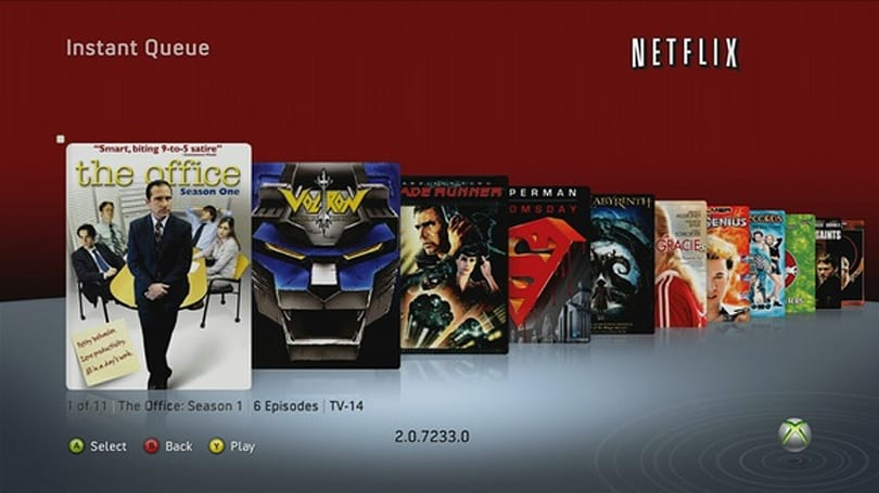 Xbox 360 could potentially have Netflix search feature in future release
