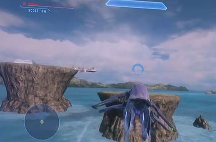 Halo 4 getting new Forge Island map for free on April 11