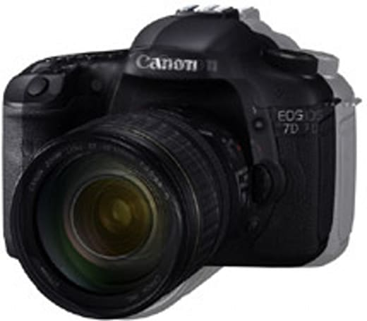 Canon EOS 7D firmware update cures 'residual image' phenomenon