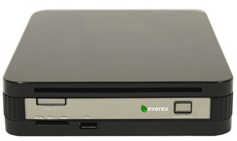 Everex gets official with $499 gPC mini desktop