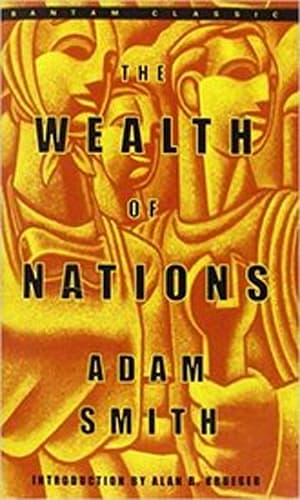 The Wealth of Nations (1776)