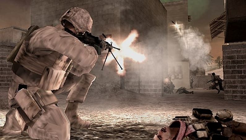 Wii's Call of Duty: Modern Warfare screens can't be helped