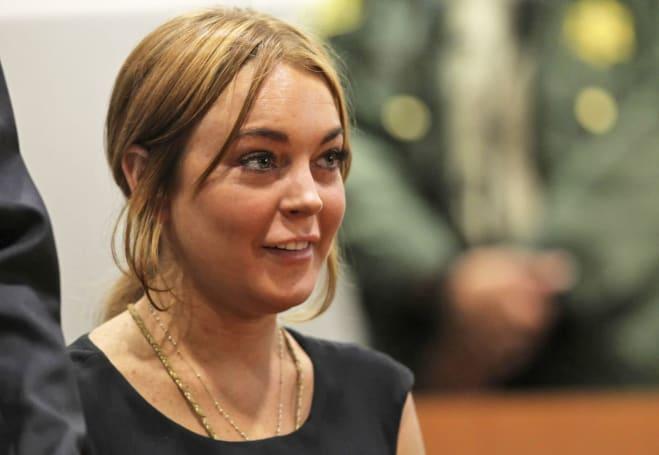 Lindsay Lohan's 'GTA V' suit against Rockstar Games dismissed