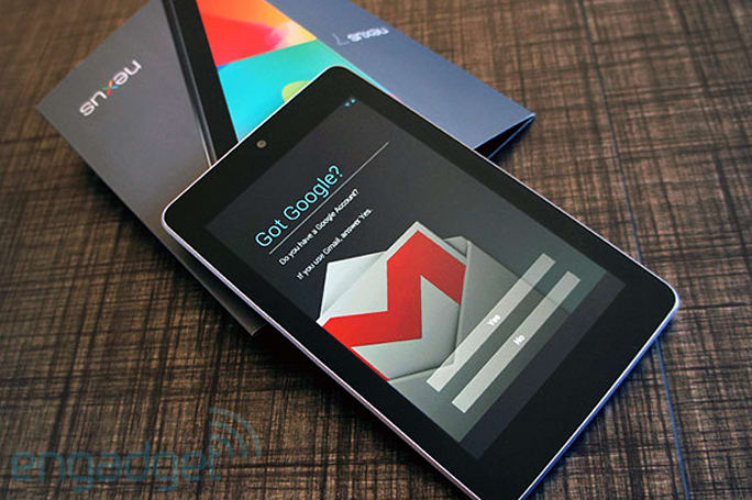 Is Google selling the Nexus 7 at a loss?