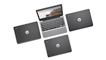 HP's new touchscreen Chromebook is ready for Android apps