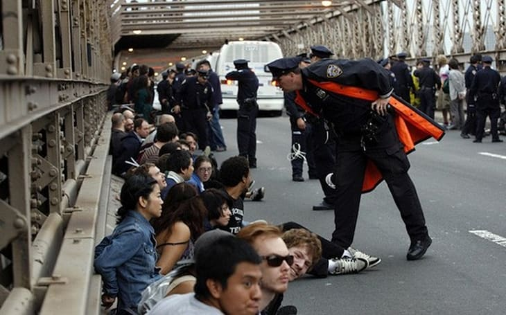 140 characters to the clink: Occupy Wall Street protester loses battle to block Twitter subpoena