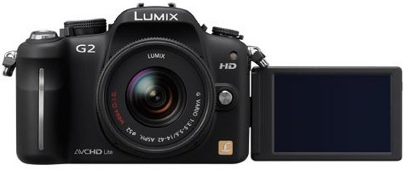 Panasonic leaks own G2 and G10 Micro Four Thirds cams in macro fashion