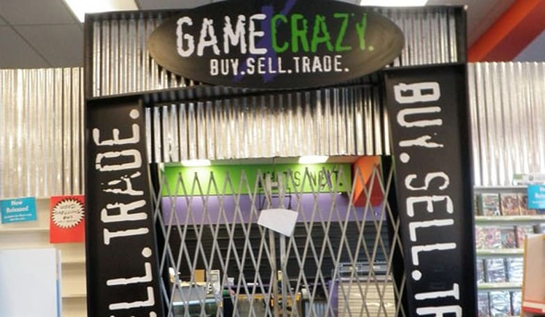 WSJ: GameCrazy officially shuttered in US alongside Hollywood Video