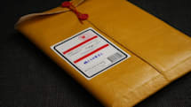 First AirMail sleeves interofficed to MacBook Air types