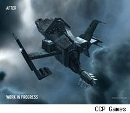 EVE Online: Trinity's Tech II ships and works revealed