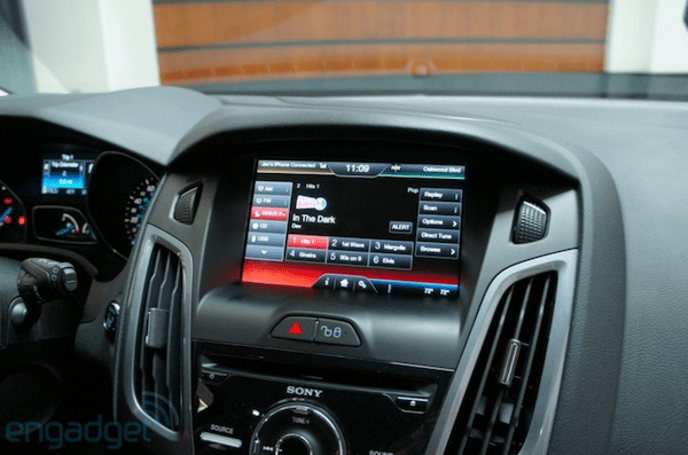MyFord Touch update rolling out now, promises to be 'faster, simpler, better'