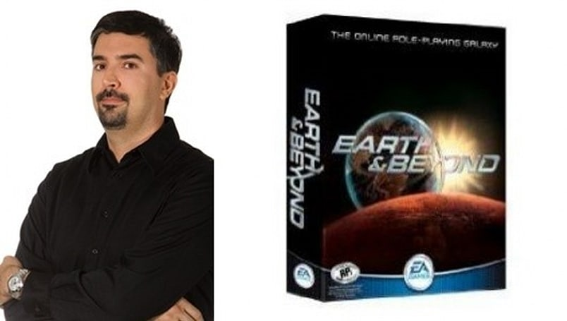 The Game Archaeologist goes to Earth & Beyond: A talk with Rade Stojsavljevic