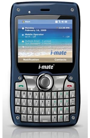 """i-mate's rumored """"Hummer"""" rugged handset set to appear as 810-F?"""