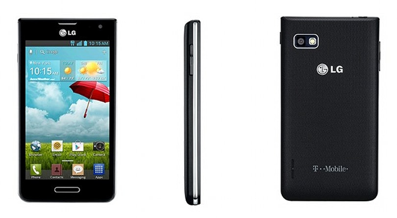 LG Optimus F6 and F3 land on T-Mobile