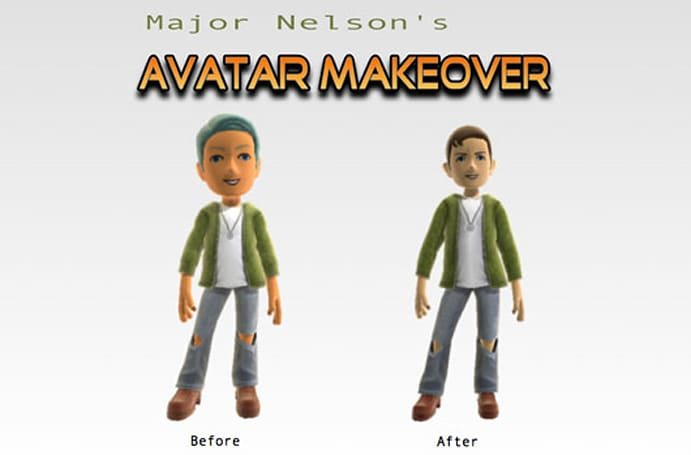 Redesigned Xbox Avatar appears ready to Kinect with you
