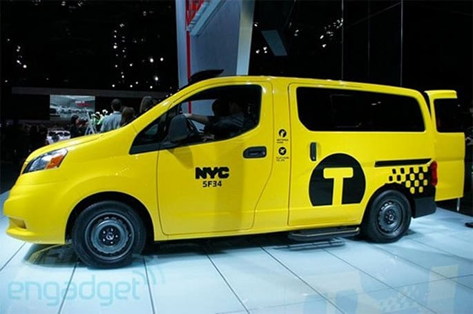 NYC's Taxi of Tomorrow hits a roadblock, judge rules city overreached its authority