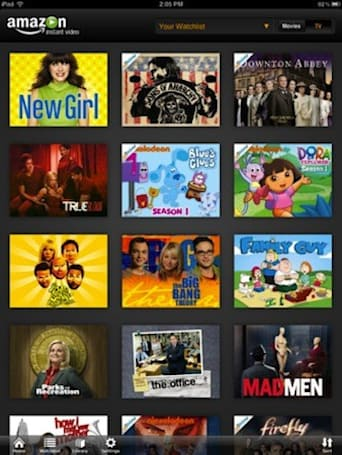 Amazon Instant Video iPad app now available, iPhone and iPod Touch still left wanting