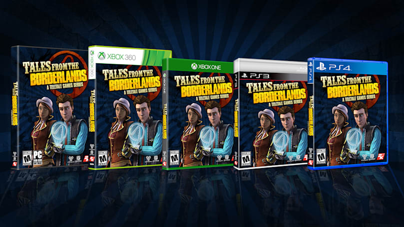 Snag 'Tales from the Borderlands' on disc in April