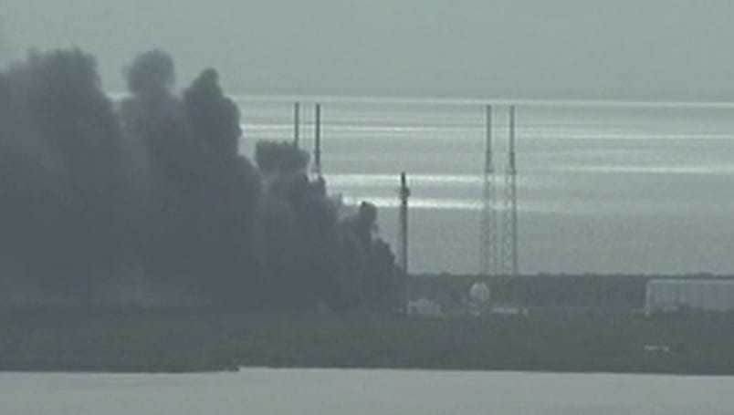 SpaceX thinks Falcon 9 blew up due to a helium system breach