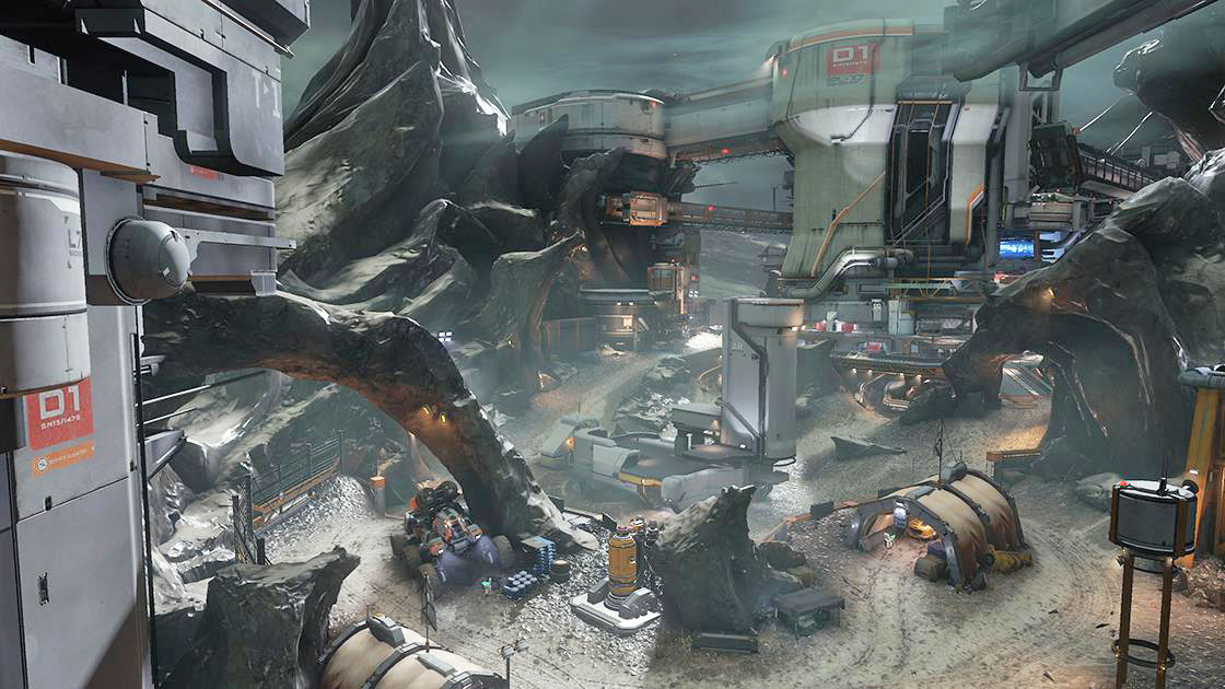 Hallo 5: Guardians Gets A Warzone Firefight Update On July 29th (engadget.com)