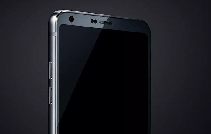 LG G6 photo shows off some rounded corners