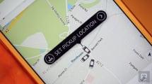 Uber sammelt Ortsdaten jetzt auch im Hintergrund weiter