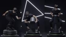 Futuretown's modular platform turns VR into simulator rides