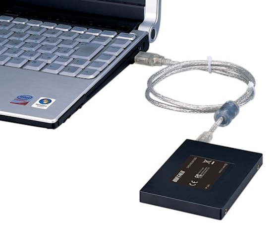 Buffalo intros SHD-NSUM series SSDs with USB and SATA-II interfaces