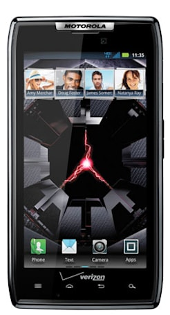 Droid RAZR pre-orders go live on Verizon tomorrow, ships to Blur fans before November 10th (updated)