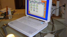 Ben Heck outdoes himself (again) with the Apple IIGS laptop