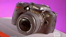 Screen Grabs: Nikon D60 served up with standard lens, chocolate frosting