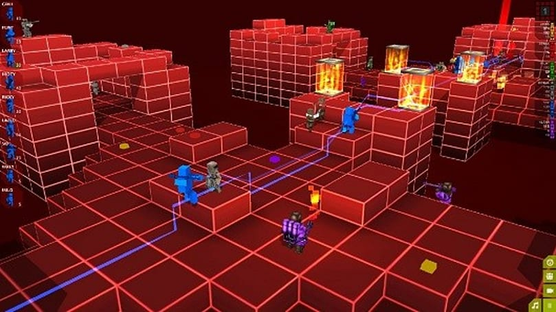 Nnooo's Cubemen 2 to feature cross-platform play on Wii U