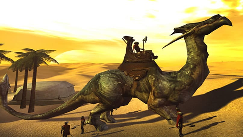 Anarchy Online turns 13, celebrates with Desert Nomads event and member offers
