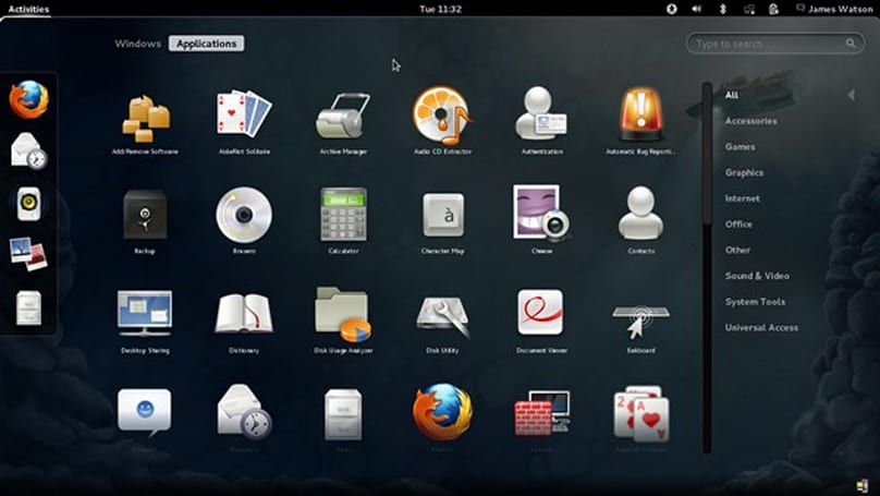 Fedora 16 now being served, with large side order of cloud