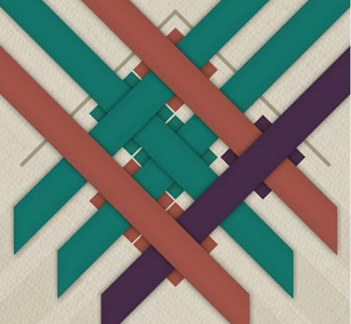 Strata is a colorful, relaxing puzzler with a unique personality
