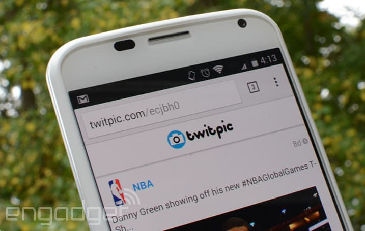 Twitpic's last-minute deal with Twitter keeps your old photos safe