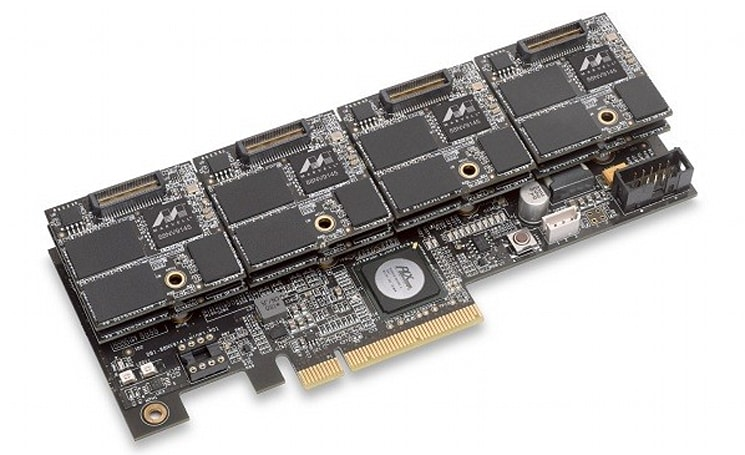 OCZ details Z-Drive R5 enterprise SSD, reckons it doubles speed of the R4