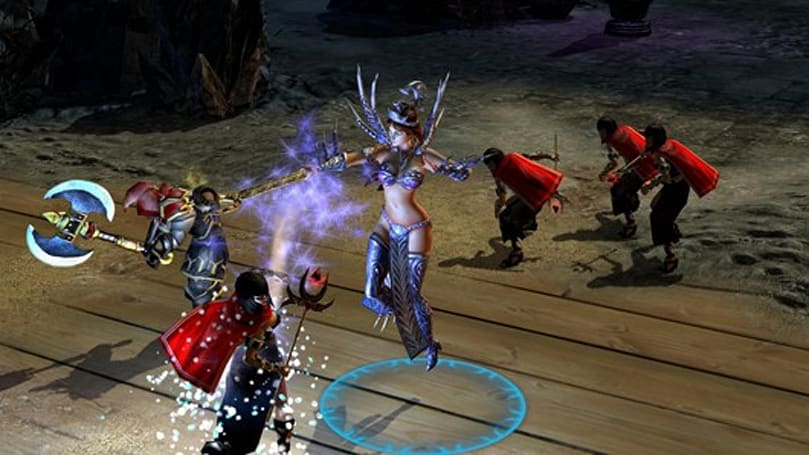 Rise of Immortals MOBA launching September 12th