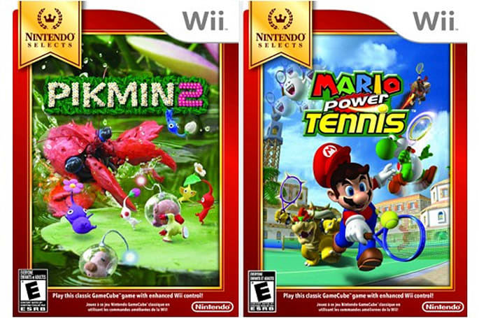 Pikmin 2, Mario Power Tennis on US Wii June 10, DKC Returns and Brawl discounted