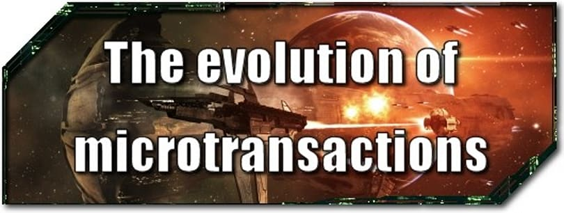 EVE Evolved: The evolution of microtransactions