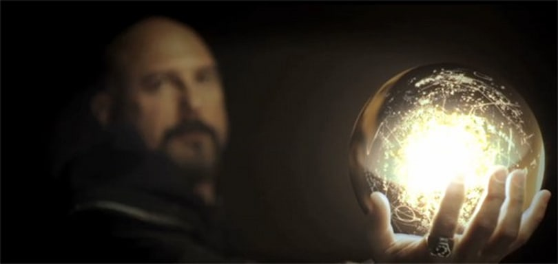 See Kane's sparkly globe in this Command & Conquer 4 trailer
