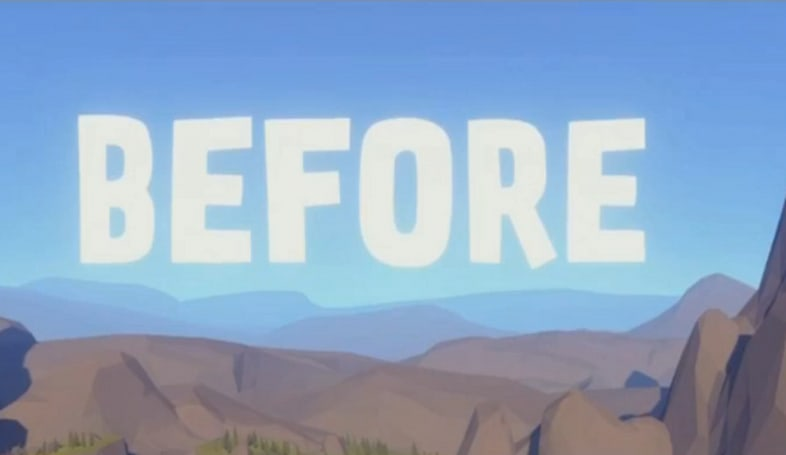 Before, the next game from Rust studio Facepunch