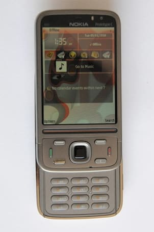 Weird Nokia 'N00 Prototype C' shows up on eBay, possible N86 8MP successor?