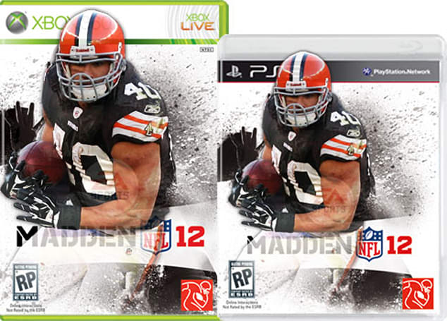 This Madden curse might actually be a real thing: Peyton Hillis is injured