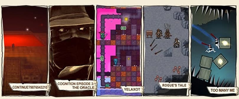 Indie Royale's Joystiq reader-named 'With Cheese' bundle out now